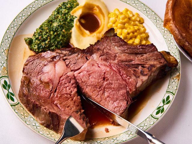 船旅で熟成された極上ステーキが味わえる!伝説のステーキハウス『ロウリーズ』【漫画家・江川達也】