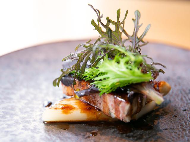 【神楽坂】本格フレンチを気軽に食べるならビストロ『フロレゾン』へ! (ソムリエがいるレストラン)