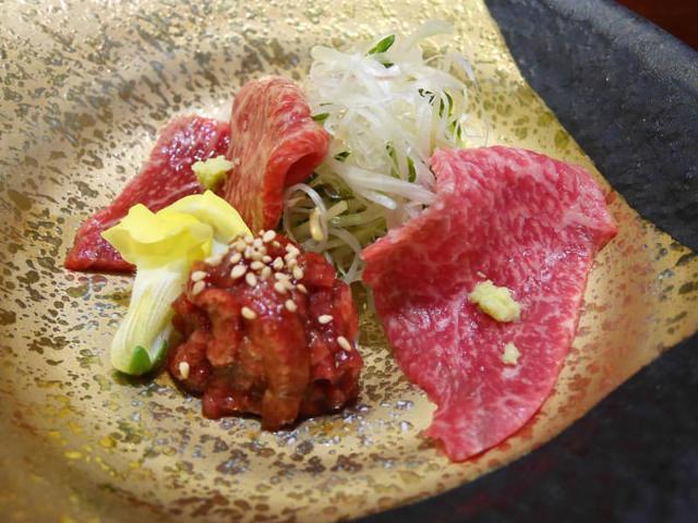 幻の尾崎牛もスタンバイ!西麻布、日本料理のような焼肉