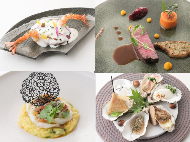 広島県の名産づくしのディナーが至極の味! 海外レストランでの修業をサポートする「シェフ・コンクール」