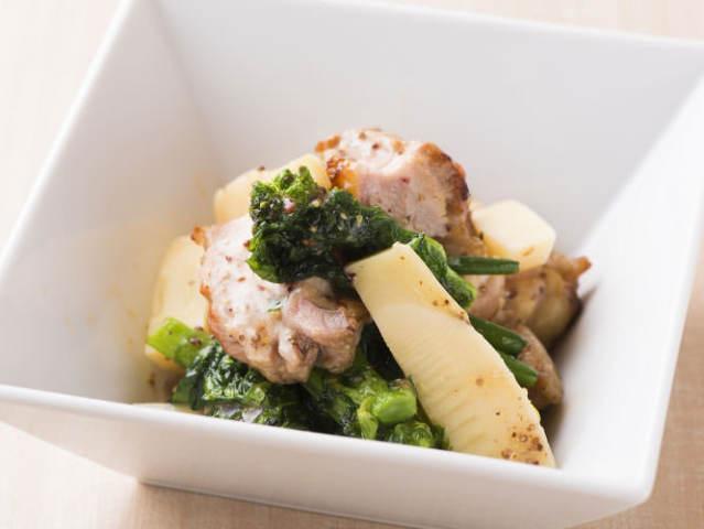 春到来!旬のタケノコを気軽に味わえる、和食料理長が教える簡単レシピ