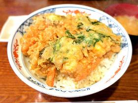 サブカルの聖地・中野ブロードウェイで昭和を感じてほっこりできる、大衆天ぷら『住友』のかきあげ丼
