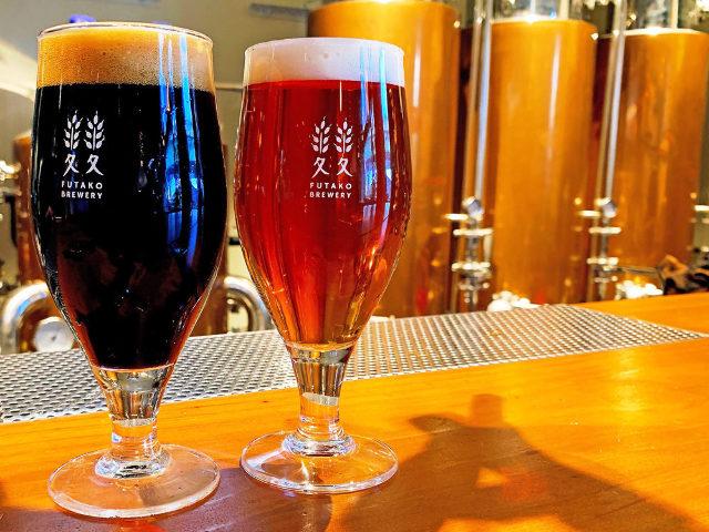新たな出逢いを彩る「ビール」。二子玉川の新グルメスポットに誕生した『ふたこビール醸造所』