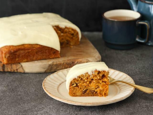 根強い人気の「キャロットケーキ」レシピ! 本格的なカフェの味が家庭でも再現できる5つのポイント