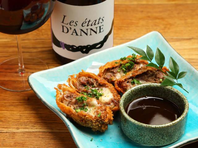 自然派ワインが500種類! フレンチ出身シェフの絶品料理とお酒に食通も唸る『ルジャングレ』