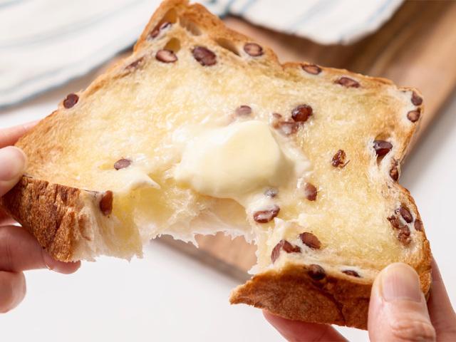 まずは「生」を味わって! 『高級食パン専門店 あずき』のおすすめの食べ方