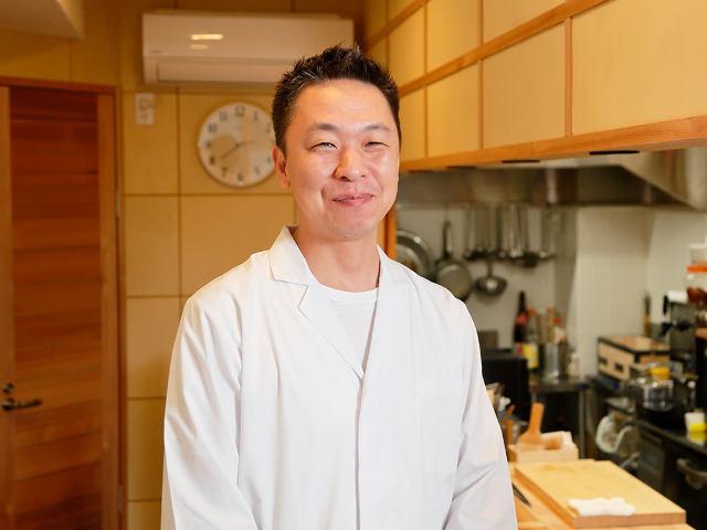 和食激戦区で活躍してきた腕前で作る、丁寧な仕立ての料理