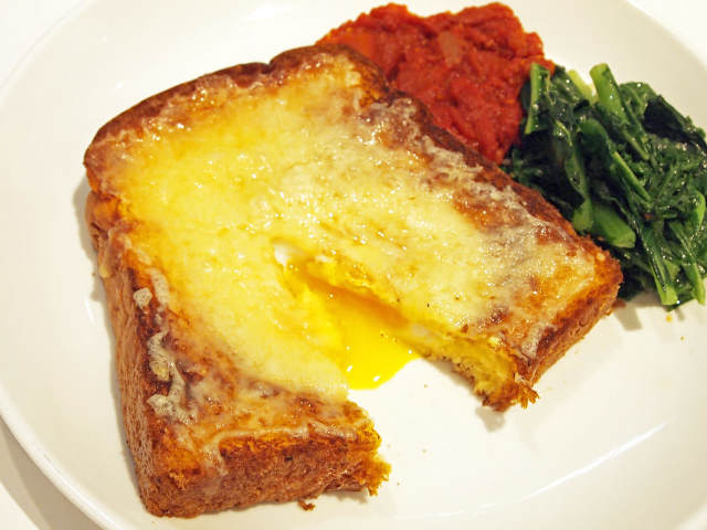 1日は幸せな朝食から! 半熟卵とろ~りな「絶品ブリオッシュ」が話題のブルックリン発・朝食レストラン
