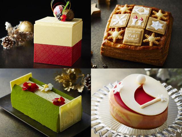 「ホテル雅叙園東京」のクリスマスケーキが今年もスゴイ!全8種類の全貌を一挙大公開【2019年最新版】