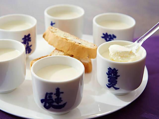 世界にも通用する究極の和スイーツ! 日本の銘酒を贅沢に使った「日本酒スイーツ」3選