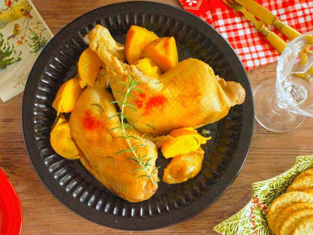 炊飯器に入れるだけ! クリスマス気分を盛り上げる「ローストチキン」はほったらかしで作れる