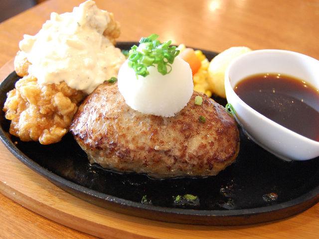 大人気! 「ハンバーグ」がおいしすぎる、福岡の大繁盛ファミリーレストラン『タカサキハンバーグ』