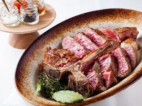 850グラムの極厚Tボーンが絶品! イタリアンスタイルのステーキ専門店のビステッカは今すぐ食べるべき