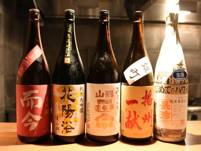 予約必須! 日本酒専門店『京橋もと』は究極の希少銘柄に出逢える日本酒の名店
