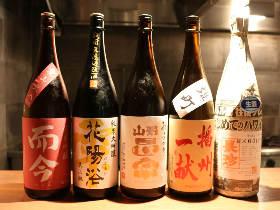 予約するなら今のうち! 他ではめったに見られない究極の限定銘柄に出逢える日本酒の名店『京橋もと』
