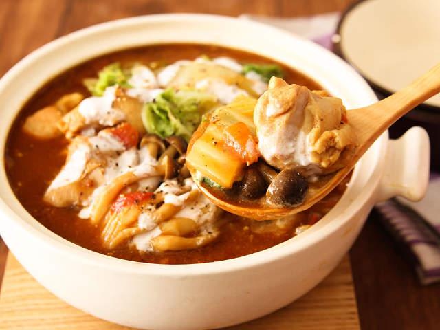 話題の「発酵鍋」を具材3つで手軽に作ろう! 発酵食品でヘルシー&おいしいが叶う簡単レシピ5選