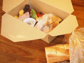 【恵比寿】オフィスで手軽にいただける、お肉のプレートボックス