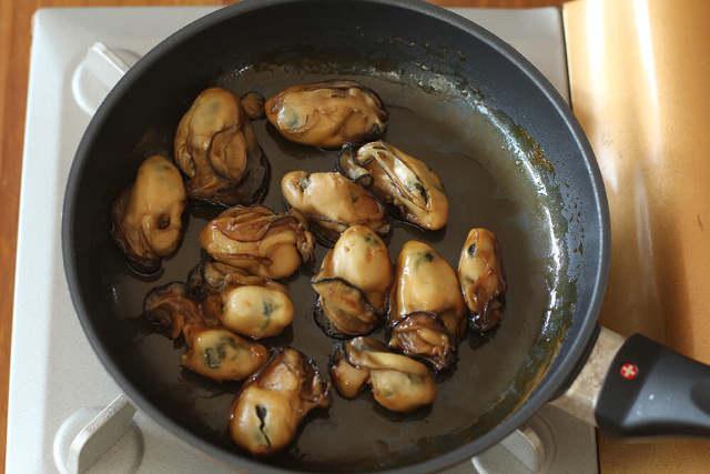 かき醤油 作り方