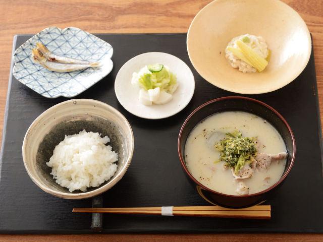 炊き立てご飯に滋味深~いお味噌汁が絶品! 京都『喜心』で幸せな朝食を!