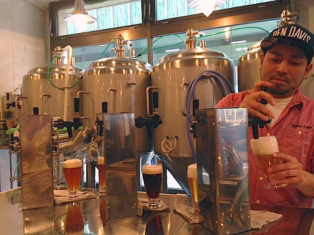 できたてビールを堪能!老舗ブリューパブ『高円寺麦酒工房』の姉妹店が高田馬場にオープン