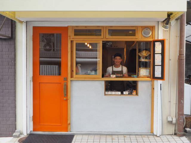 【1】朝9時から営業! どら焼き専門店『どらやき 亥ノメ(いのめ)』