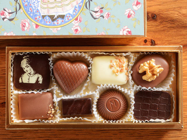 【2】京都限定メニューも! ベルギー王室御用達の老舗チョコレートブランド『マダム ドリュック』