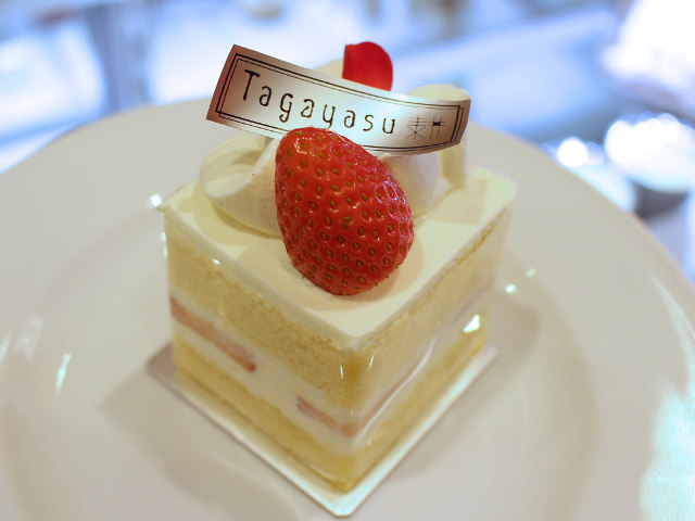 ふんわりなめらか「ショートケーキ」がスペシャリテ! 名門ホテル出身パティシエのスイーツ店『たがやす』