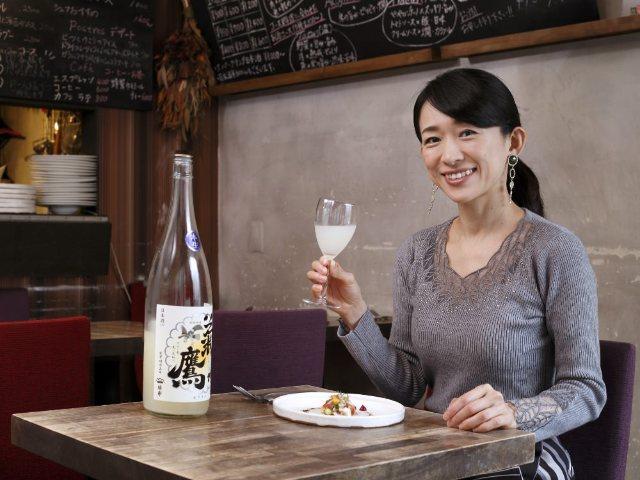 和酒バル始動の店 目黒『KIRAZ』でスパニッシュ×日本酒を満喫!見事なペアリングに美人アナも絶賛