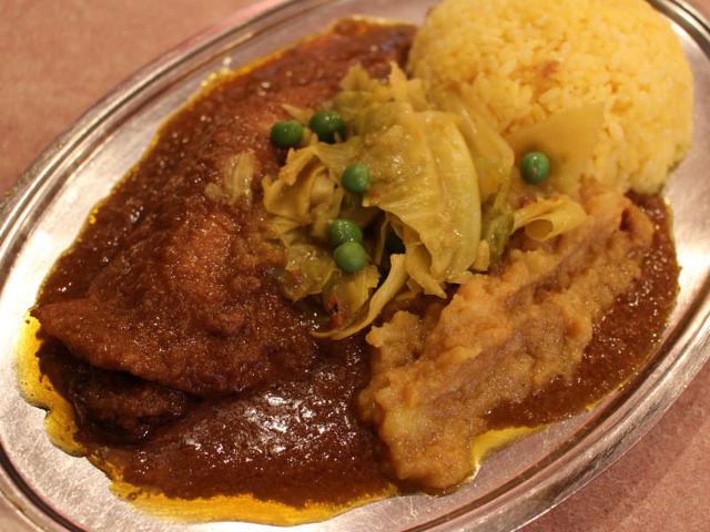 銀座『ナイルレストラン』の初心者にこっそり教える! ムルギーランチ(ムルギーカレー)の正しい食べ方