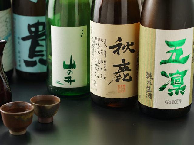 日本酒のラベルには味のヒントが表示されている!? 日本酒選びに役立つ、日本酒のラベル表示の読み方