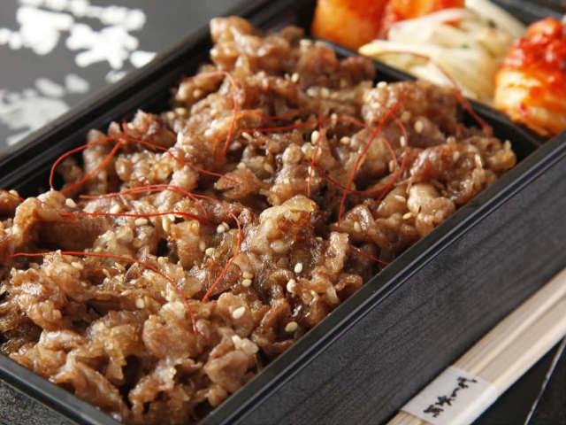 【銀座】デキる人は食事も賢く!最飛び飛騨牛を手頃な弁当で
