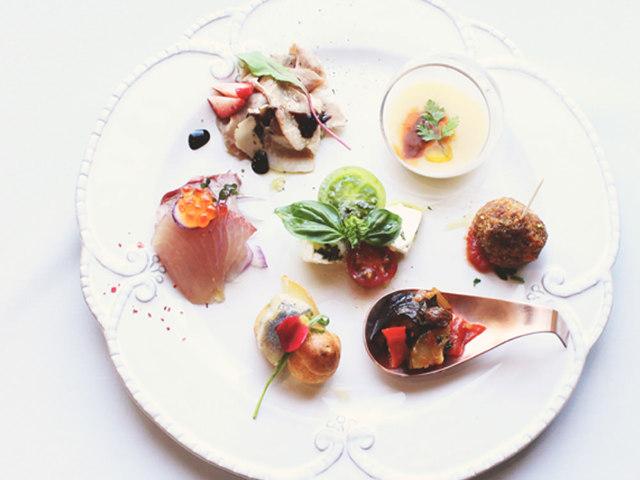 素材の魅力をあますことなく表現する『Ristorante IL PRINCIPE』のイタリア料理