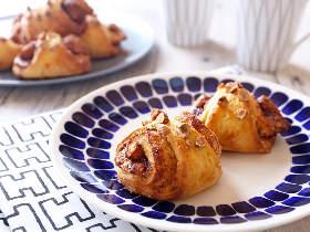 甘~い香りとモッチリ食感の「シナモンロール」が1時間以内で作れる! 発酵いらずの簡単パンレシピ