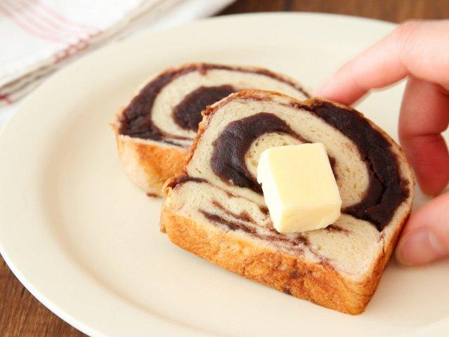 「あん食パン」をパウンドケーキ型で作ってみよう! ふわふわもっちりがクセになる、簡単食パンレシピ