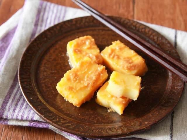 ひと晩漬けるだけ。こっくり濃厚「味噌チーズ」の作り方