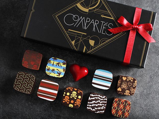 日本初上陸ブランドも! バレンタインに絶対買いたい大人気パティスリーの2017年限定チョコレート