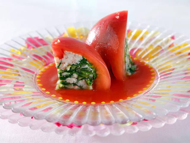 ジョエル・ロブションの薫陶を受けた、『モナリザ』巨匠シェフが表現する至福のフランス料理