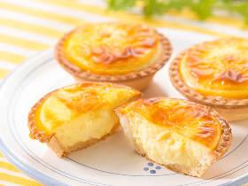 とろ~り濃厚チーズがたまらない! 北海道の牧場がつくる、ミルクたっぷりチーズタルトにリピーター続出