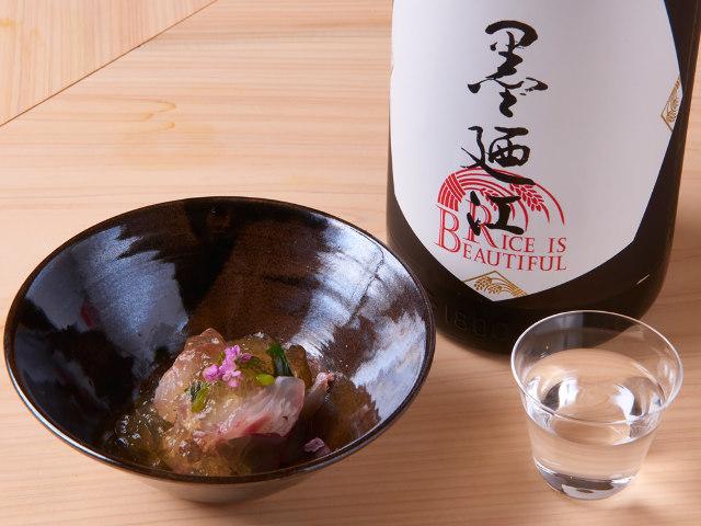 酒の名店『麦酒庵』が日本橋に割烹をオープン! 好みの味を伝えて自分史上最高のペアリングを体験してみた