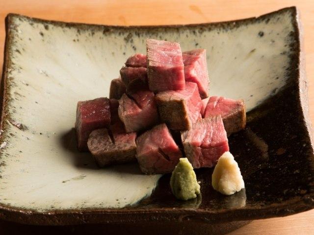 コース料理が「肉尽くし」! うっとりする極上肉しかださない「肉割烹」の店が銀座に誕生
