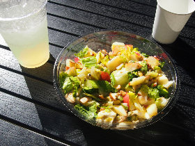 野菜不足を解消!麻布十番のカスタムサラダで自分だけのサラダを