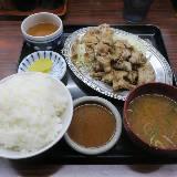 日本を代表する定食の一つ? 金沢の名食堂『宇宙軒食堂』のとんバラ定食は秘伝のタレがたまらない