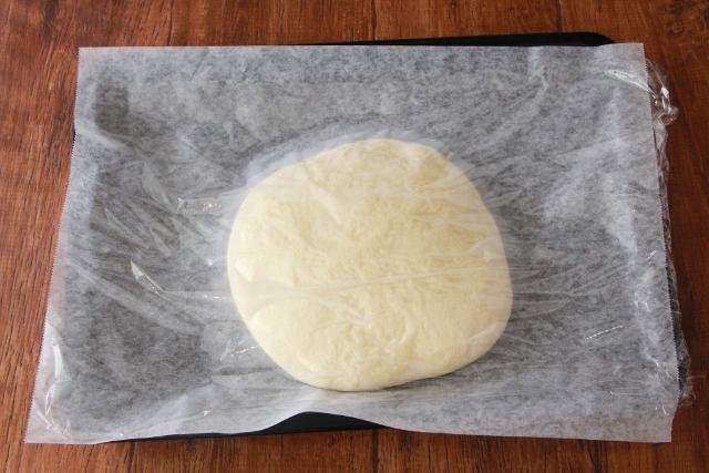 作り方(調理時間:60分) ※生地の発酵、休ませる時間をのぞく
