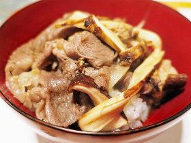 【秋の味覚の総攻撃】神楽坂『山さき』でいただいた絶品鍋と松茸牛丼!