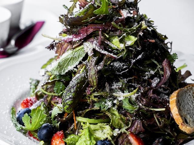 とびきり新鮮なハーブ香る癒やしのイタリア料理を! 銀座の隠れ家リストランテ『ジャッジョーロ銀座』