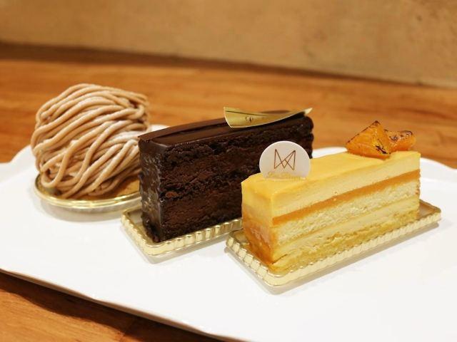 濃厚なのに口溶けの軽さに驚愕! 魅惑のチョコレートケーキが味わえる、西荻窪『パティスリーレリアン』