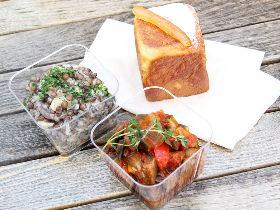 フランス料理の名門学校シェフが作る、本場のフレンチデリ&カフェ