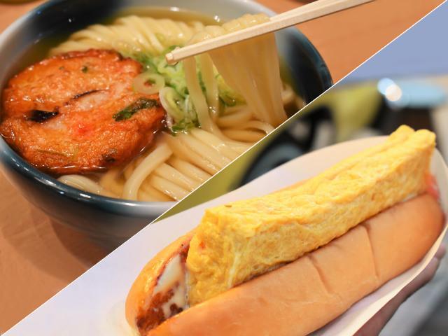 【原宿】ランチや食べ歩きで訪れたい話題店!讃岐うどん専門店『麺散』、だし巻き玉子ドッグの店『ONE』