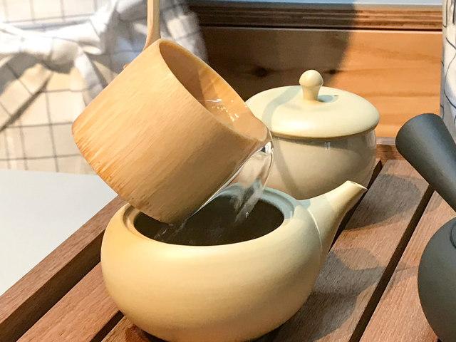 これぞ至極の1杯! お茶のロマネコンティが味わえる、日本茶専門「ティーサロン」がオープン