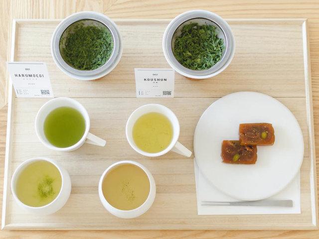 世界初! ハンドドリップで淹れる日本茶がおいしすぎる、こだわりの日本茶専門店『東京茶寮』